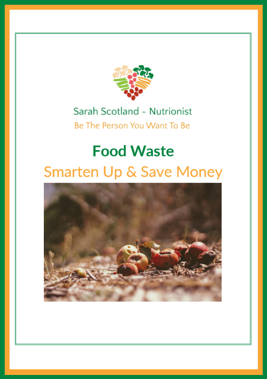 Food Waste Booklet